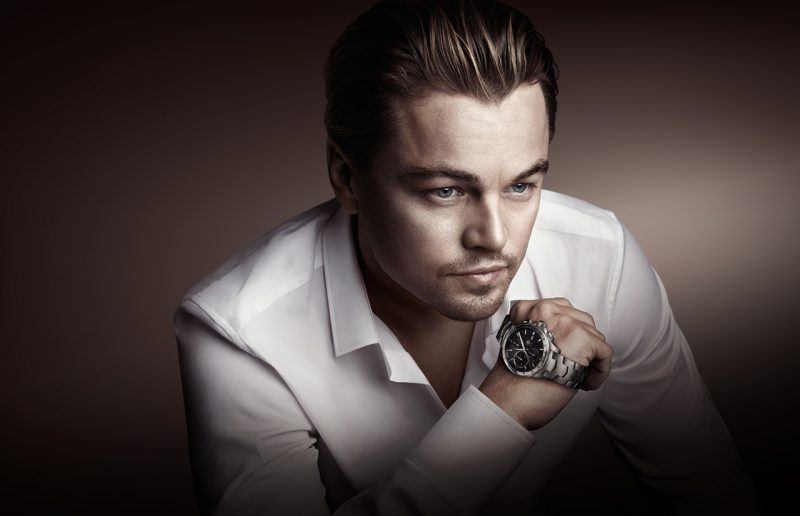 Luxusuhren The Wolf of Wall Street trägt TAG Heuer