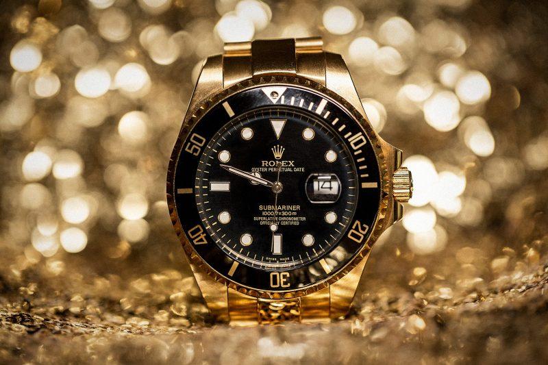 Luxusuhren von Rolex sind Statussymbol