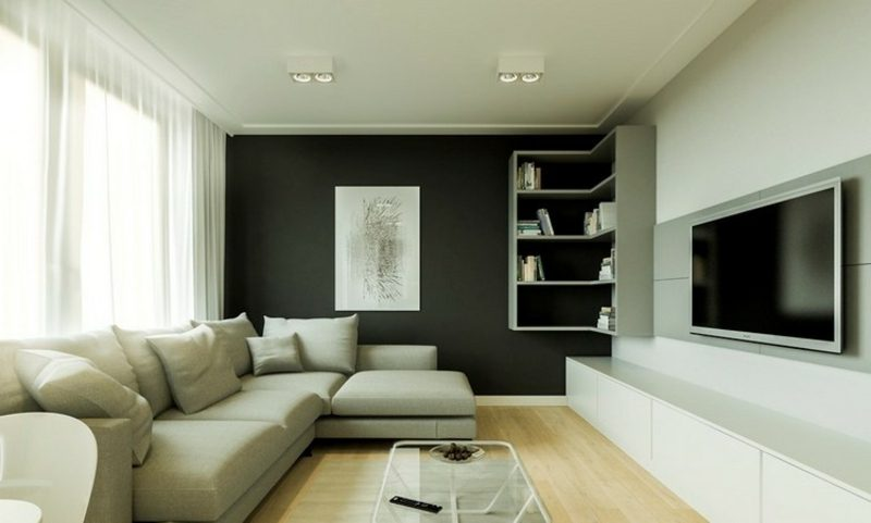 moderne tv wand moderne tv wand blog van meubelatelier. Black Bedroom Furniture Sets. Home Design Ideas