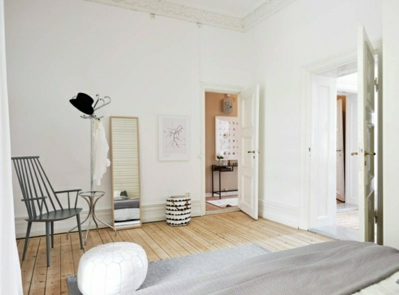 skandinavische Möbel kreative Einrichtungsideen
