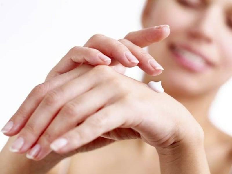 Handcreme selber mache die Haut im Winter pflegen