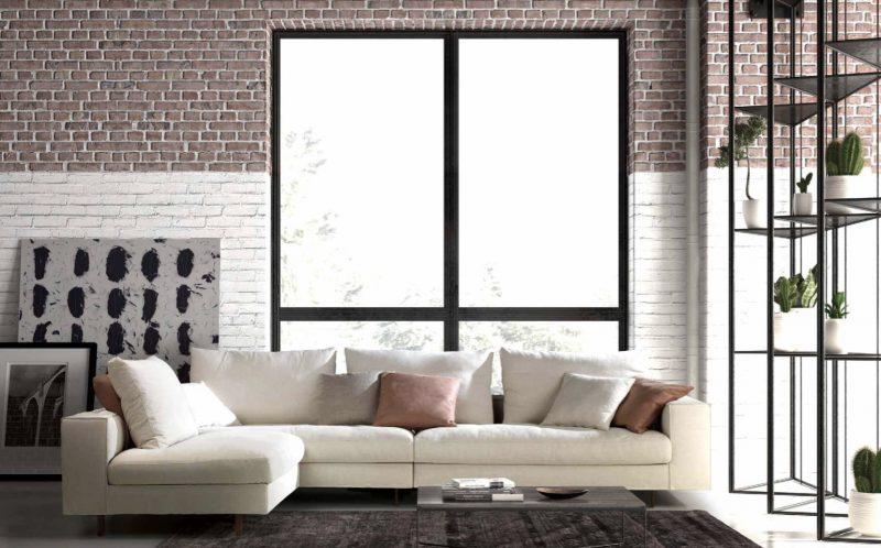 Weiße Ledermöbel sind so schön aber auch bequem!