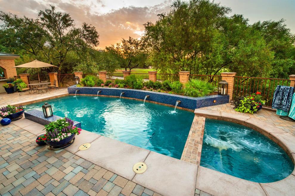 Der Weg Zu Eigenem Swimmingpool Im Garten   Tipps