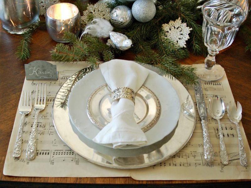 Tisch Decken Pic : Silvester tisch eindecken tipps und deko ideen feiern