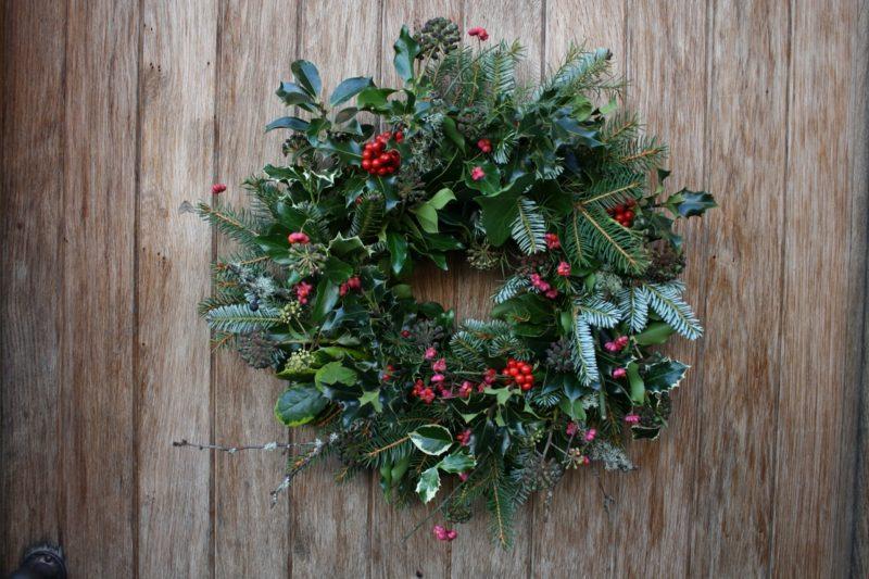 tuerkranz zu weihnachtenimg christmas wreaths