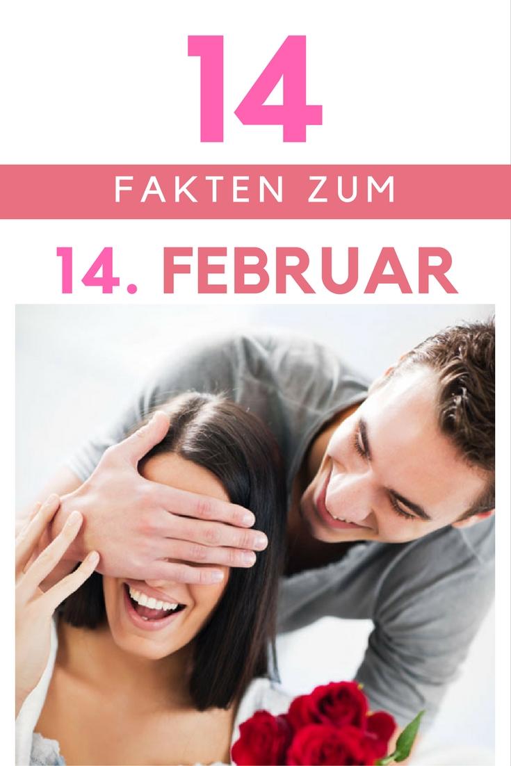 14 interessante Fakten zum Valentinstag