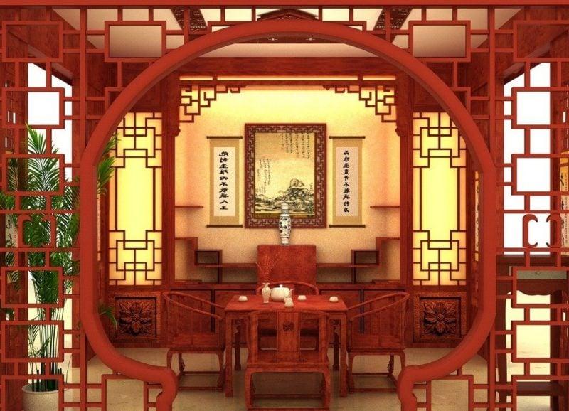 Asiatische Möbel: Fernöstliche Einrichtung