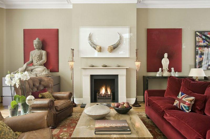 Asiatische Möbel: Charmantes Design