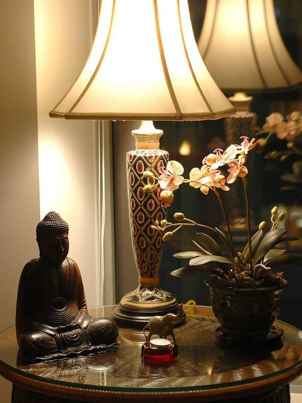 Asiatische Möbel: Deko-Elemente