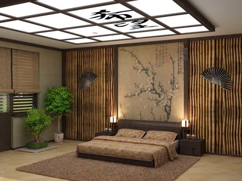 asiatische m bel f r effektvolle einrichtung. Black Bedroom Furniture Sets. Home Design Ideas