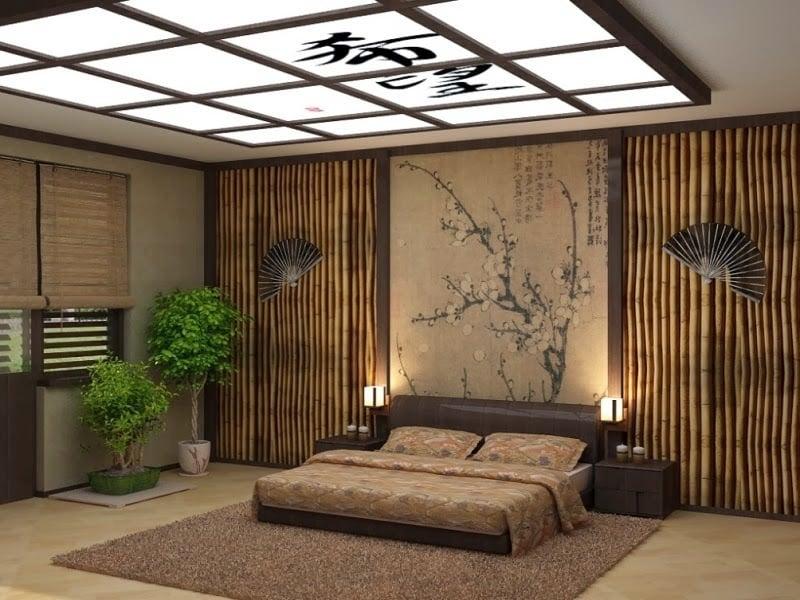 Asiatische Möbel: Japanischer Stil
