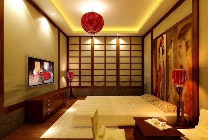 Asiatische Möbel: Zen-Stil