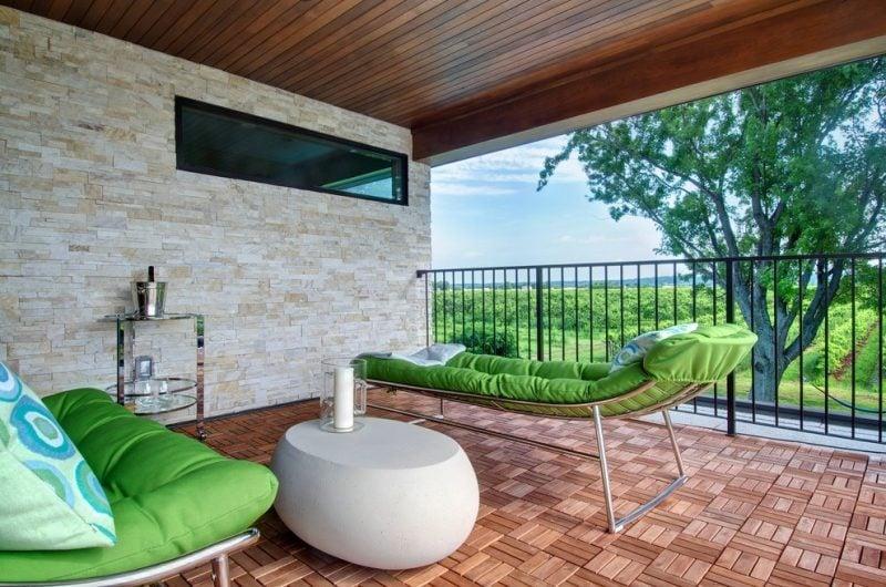 Der beste Balkonbelag ist eine ganz individuelle Entscheidung!