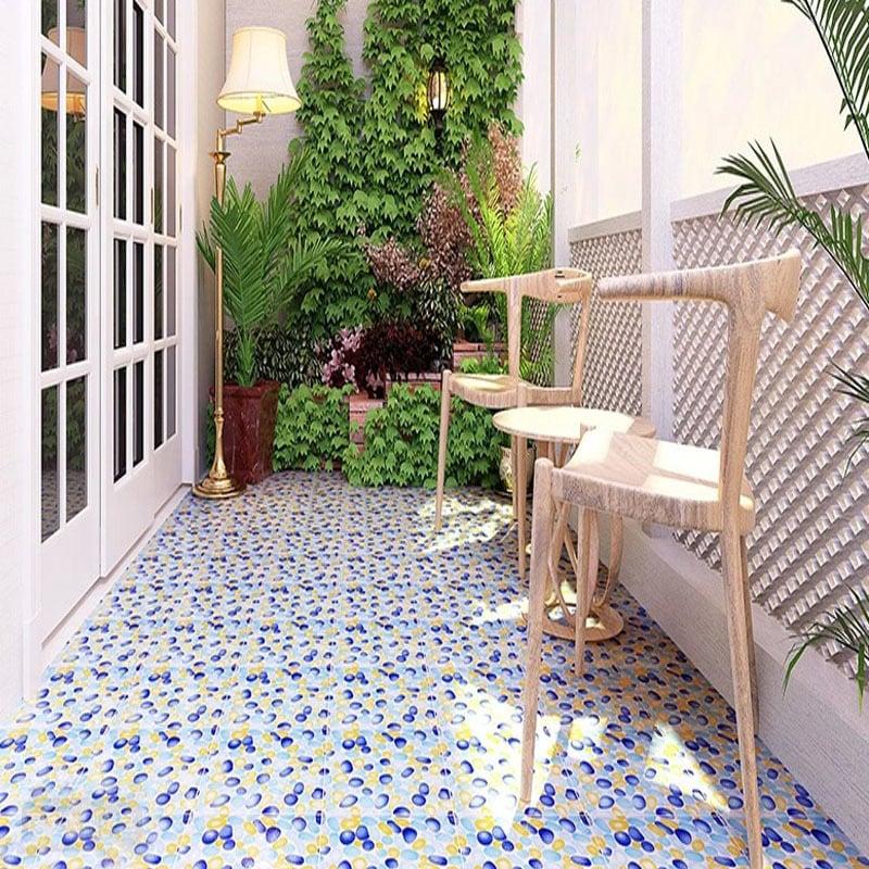 Balkonbelag sorgt für wohnliche Atmosphäre
