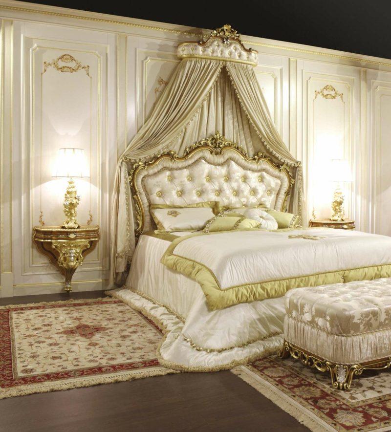 Schlafzimmer Einrichten Barock Stil