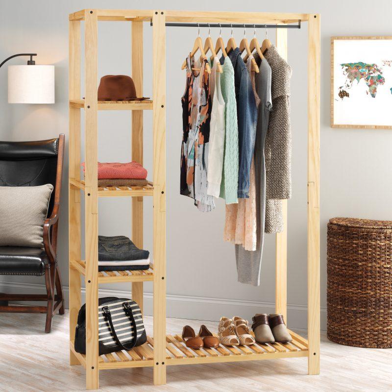 Begehbarer Kleiderschrank: Geben Sie Ihrem Stilgefühl Ausdruck!
