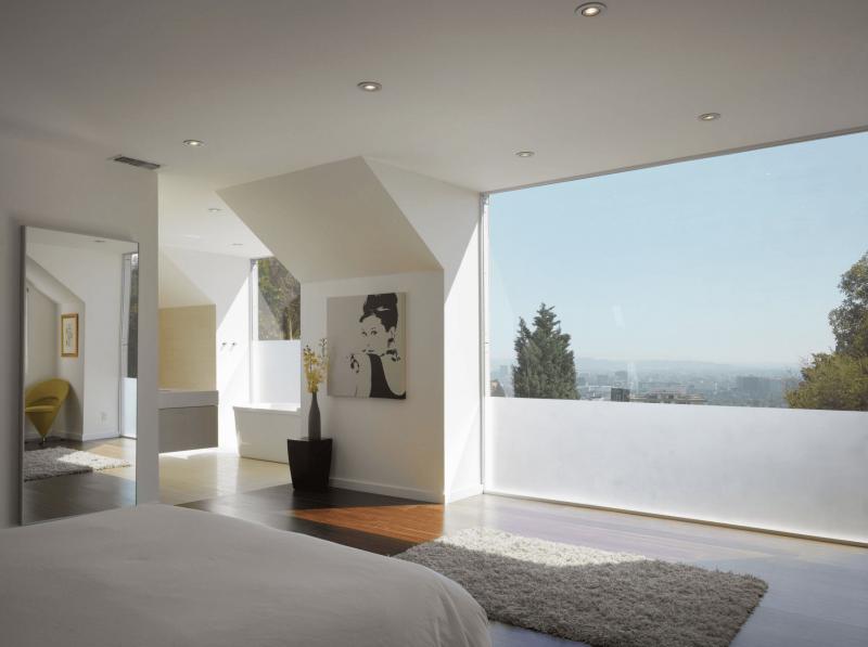 Besonders für großzügige Fenster sind Sonneschutzfolien geeignet