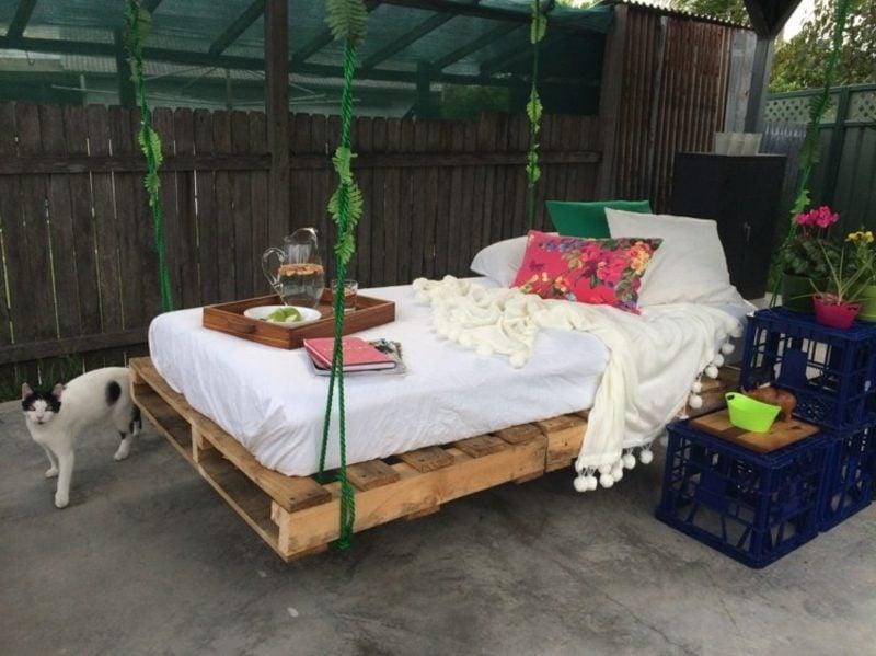 betten machen kreativ wohnideen fr das kinderzimmer. Black Bedroom Furniture Sets. Home Design Ideas