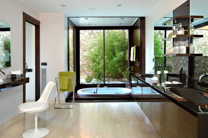 Bodentiefe Fenster: Fenstergestaltung ist nicht zu unterschätzen