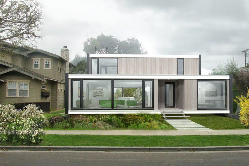 Bodentiefe Fenster: Leben hinter bodentiefen Fenstern