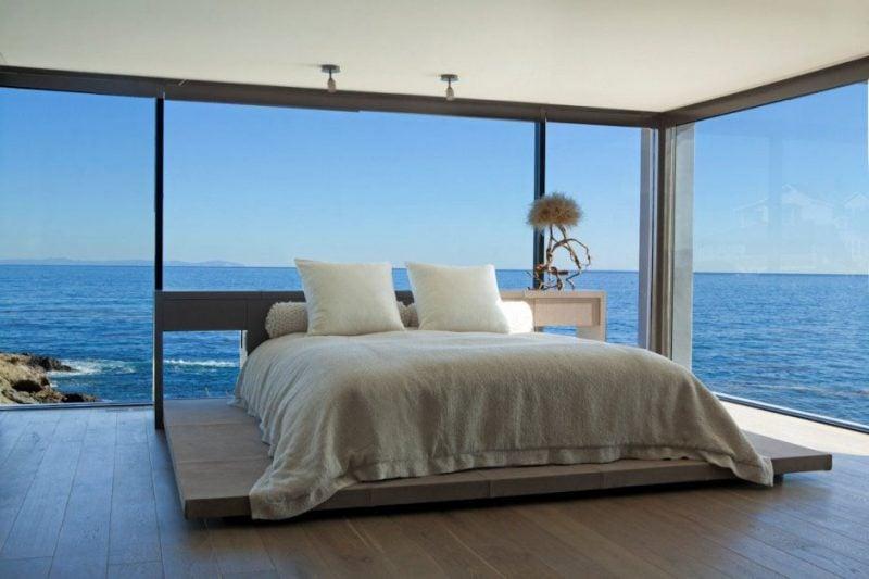 Bodentiefe Fenster Für Das Schlafzimmer