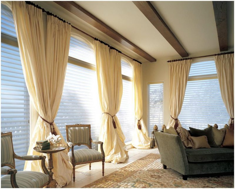 Bodentiefe Fenster geben Ihrer Wohnung einen extravaganten Look