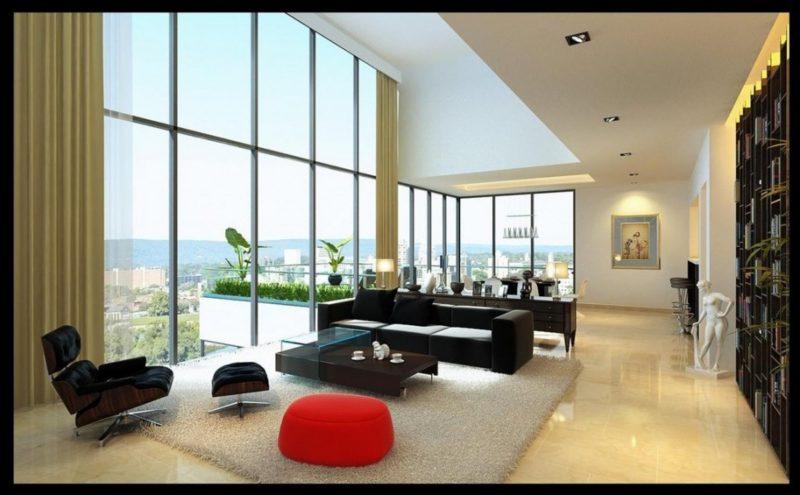 Bodentiefe Fenster in oberen Etagen können auch nachträglich eingebaut werden