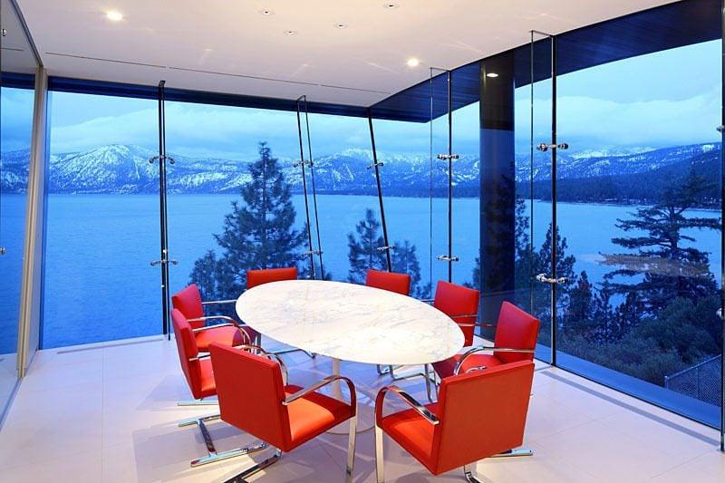 Bodentiefe Fenster sparen Energiekosten im Winter