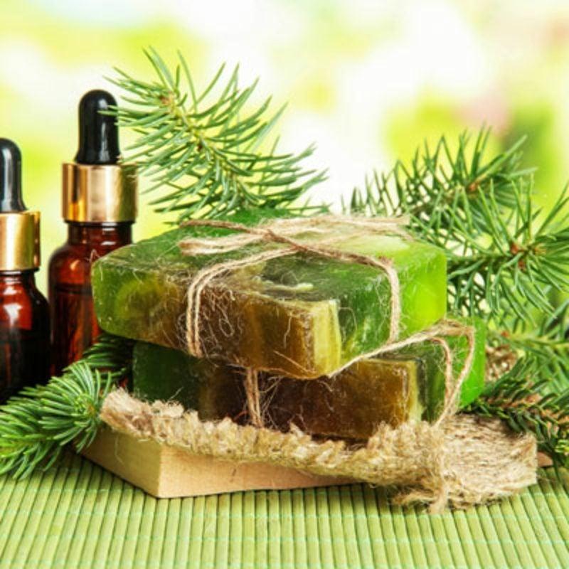 grüne Seife selber machen