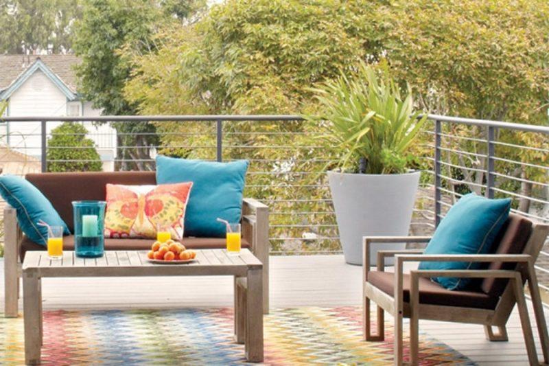 Den richtigen Balkonbelag suchen: Schöner wohnen im Außenbereich!