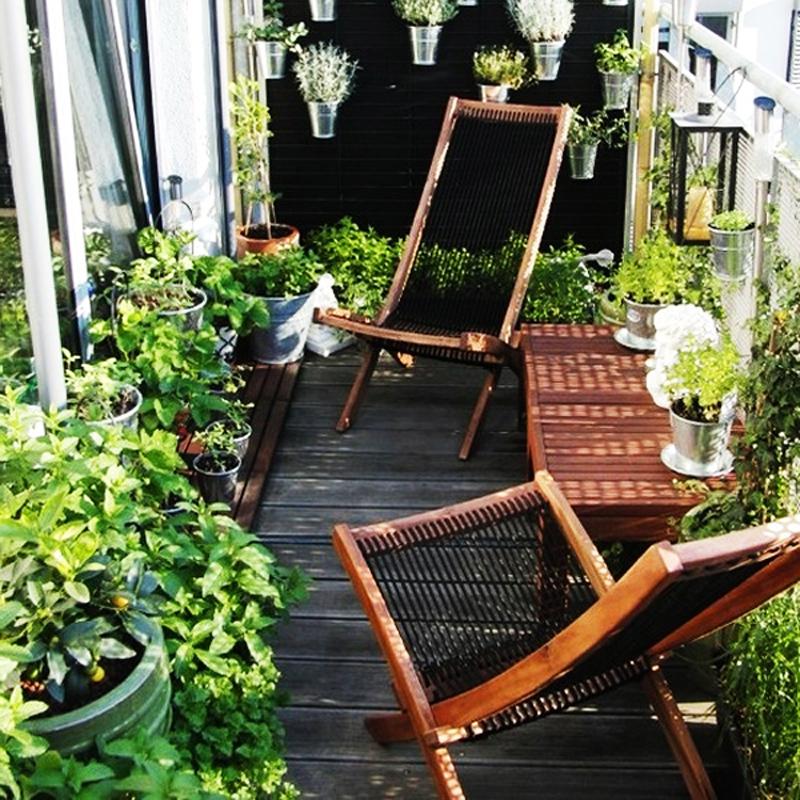 Schöner Wohnen Balkon den balkon einrichten: 20 vorschläge für einen schönen balkonbelag