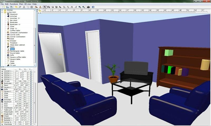 3D online raumgestalter Design My Room