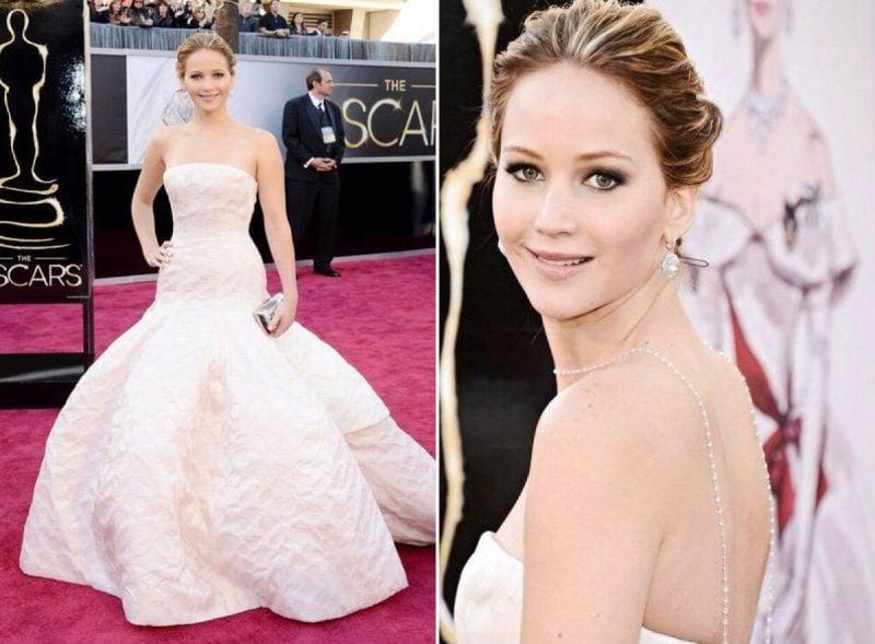 Designerstoffe: Jennifer Lawrence in Dior