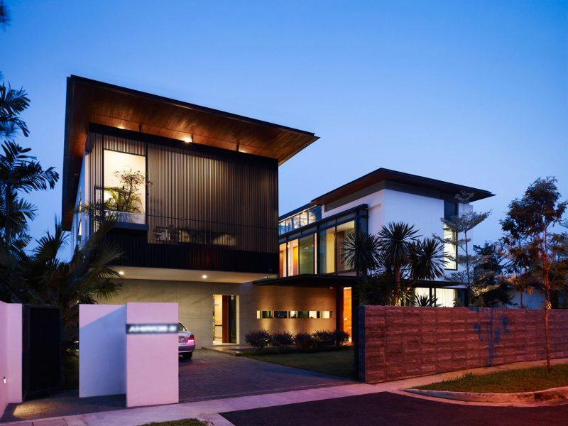 Mit frischer Architektur einen schicken Bungalow bauen!