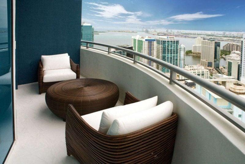 Eleganten Balkonbelag für extravaganten Stil