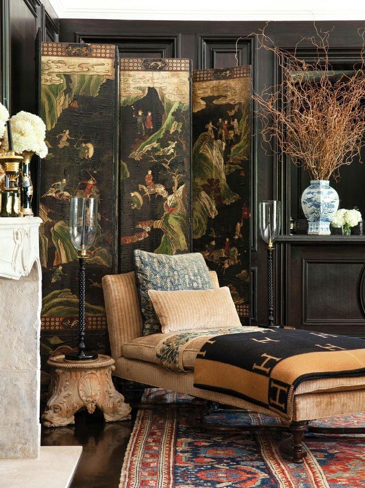 Exotik zu Hause: asiatische Möbel