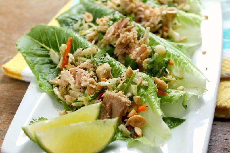 Frische Salate als Käsefondue Beilagen!