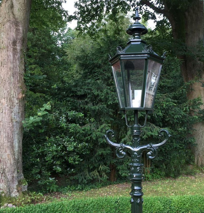 Gartengestaltung Ideen Beleuchtung Laterne