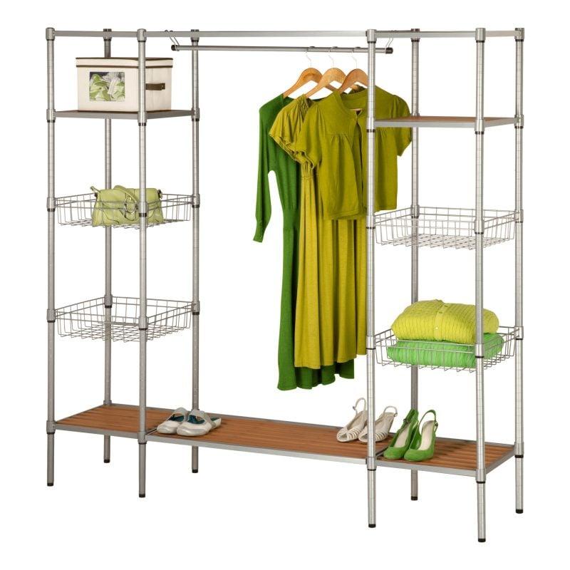 Gestalten Sie einen persönlichen begehbaren Kleiderschrank nach den eigenen Vorlieben!