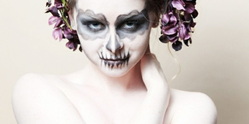 Halloween Kostüme Hexe gruselig