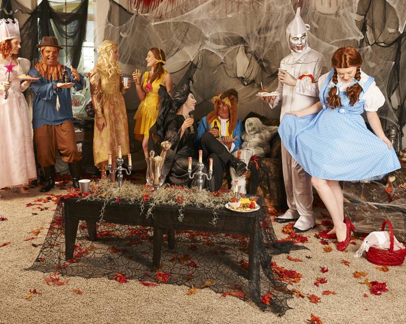 originelle Kostüme für die Halloween Party