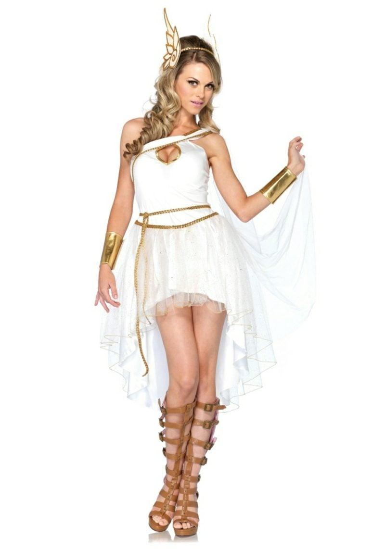 Halloween Kostüme Frauen griechische Mythologie