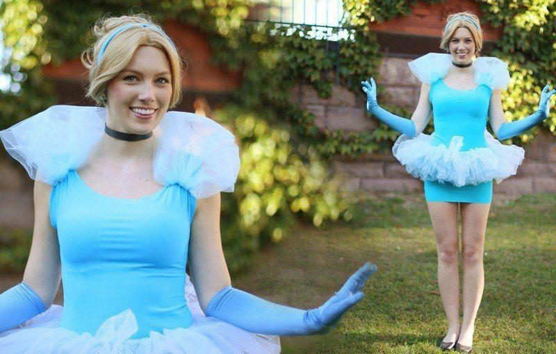 Halloween Kostüme Disney Aschenputtel