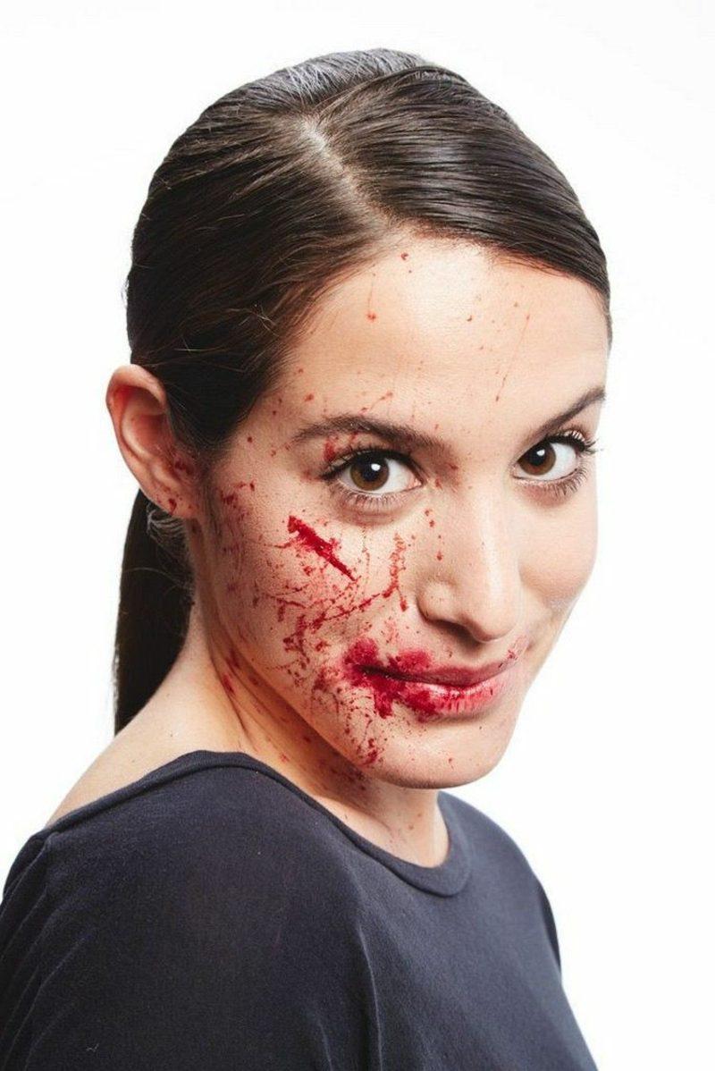 Halloween Schminktipps Frauen