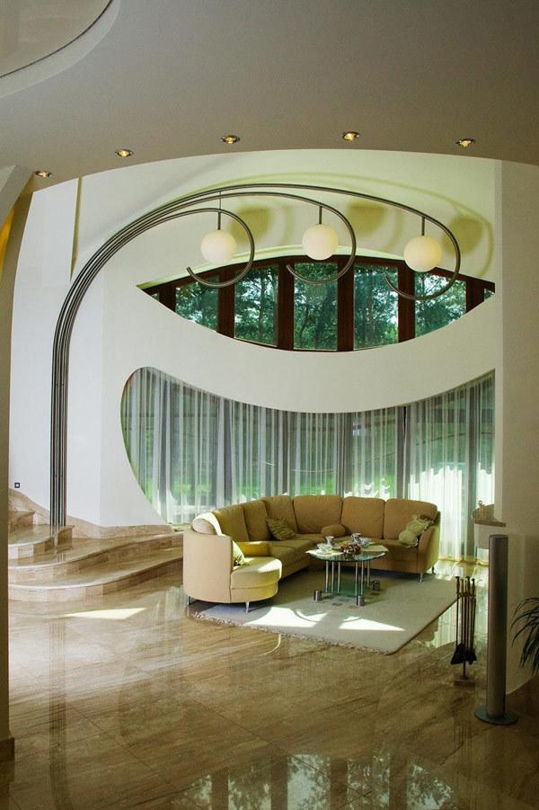 Hochwertige bodentiefe Fenster für schickes Wohnambiente