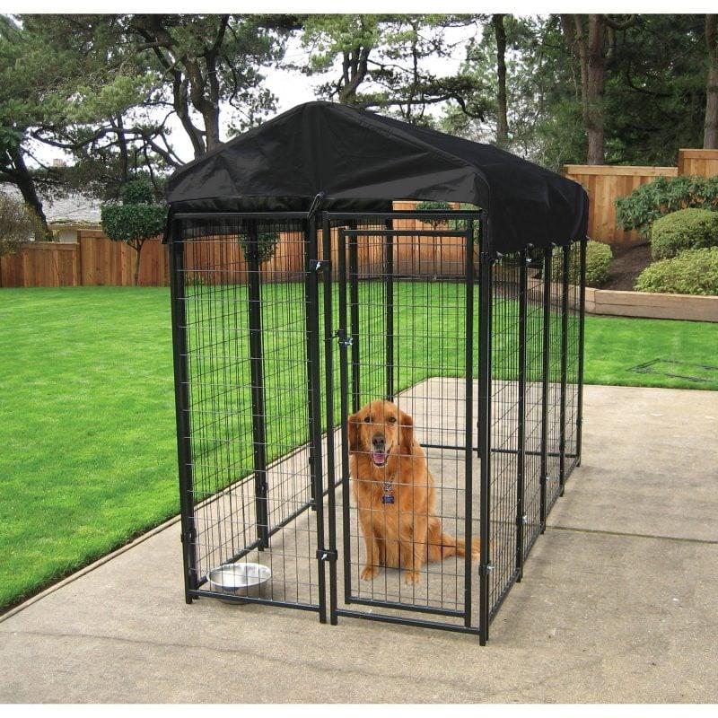 Hundezwinger selber bauen für das Wohlfühlen Ihres Hundes!