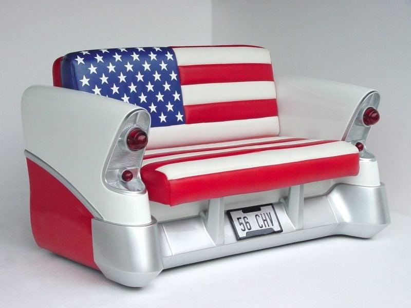 Recycling Möbel mit einzigartigem Design!