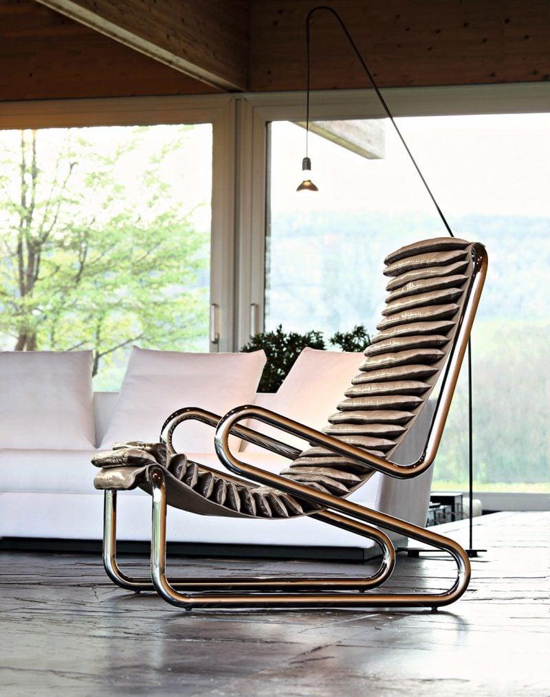 Busnelli Stuhl: Italienische Designermöbel!