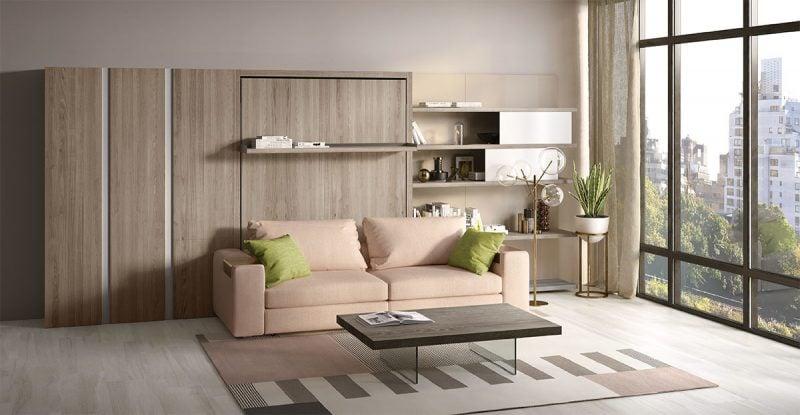 Clei Bett: Italienische Designermöbel!