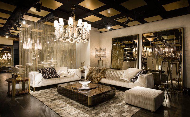 Italienische Designermöbel: Luxus zu Hause!
